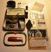You've seen directions online for making your own Altoids tin survival kit, but have you made one? If not, outdoorsman/blogger Leon Pantenburg makes these by hand and knows the most essential items to include.