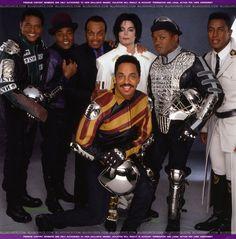 The Jackson men.