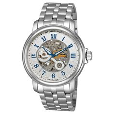 King Lear - Stuhrling Men - Timepieces - SA's #1 Shopping Boutique