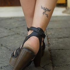 """Rise Up Phoenix"" Manifestation Tattoo"
