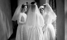 "Eve Arnold ""The Brides of Christ"" has been left to the V through the Art Fund by the late Robert Warwick Gibson"