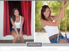 senior portrait, senior beach pictures, senior what to wear ideas, high school senior pictures, Florida // Catherine Clay Photography