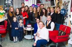 День Рождения Первой студии наращивания волос «Vorona» — 5 лет.