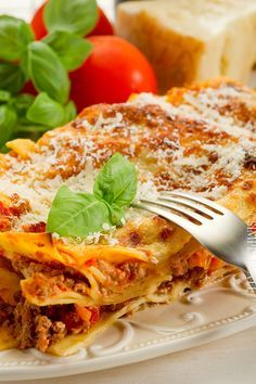 Nona's Authentic Lasagna Recipe