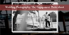 Wedding Photography: Why schedule an engagement photo shoot before your wedding #weddingphotography #engagementpictures #savethedate