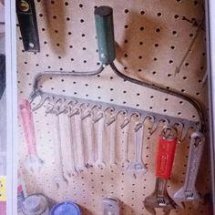 Workshop tool organization
