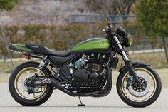 Kawasaki Zephyr 1100 by Shabon Dama