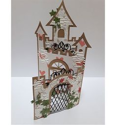 470.713.626 Dutch Doobadoo Card Art Castle