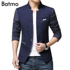2017 New arrival Spring cotton Polyester Men Blazer printied Casual Blazer For Men Blazer Slim Fit Jacket Men Plus Size Blazers For Men Casual, Casual Blazer, Mens Fashion Blazer, Men Blazer, Blazer Jacket, Color Combinations For Clothes, Designer Suits For Men, Slim Fit Jackets, Mens Suits