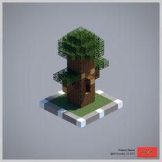 Treeant Statue