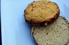 Paleo Sandwhich Coconut Bread:  1  tbsp coconut flour   1/4 tsp baking soda   1/8 tsp salt   1 egg   2 tbsp almond milk   1 tsp olive oil   1 tsp raw honey