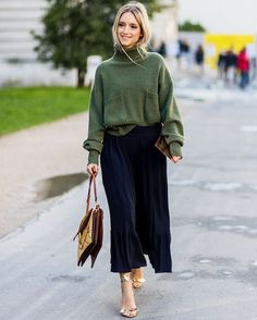 Everyone Chic Will Wear This 2-Piece Combination Next Month via @WhoWhatWearUK