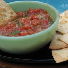 The Best Fresh Salsa