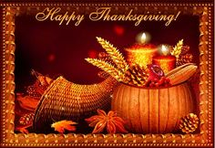 Blessed & Happy #Thanksgiving!