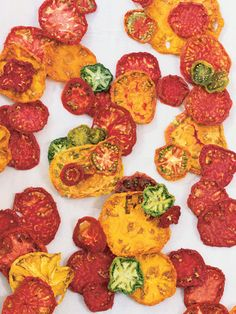 dehydrated Tomato Chips