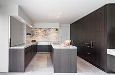 Obumex I Kitchen I Modern Kitchen I Grey  I Cooking Island I Design