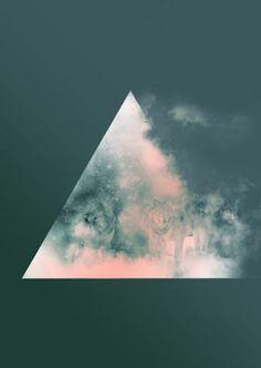 #triangulo likaballz #wolf #hipster #triangulito