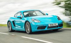 Full review of the newly turbocharged 2017 Porsche 718 Cayman S. Read the review and see photos of the new turbocharged four-cylinder Cayman in its more potent form at Car and Driver.