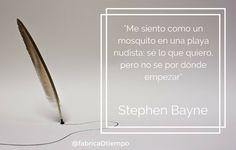 #StephenBayne #organizaciónpersonal #GTD #productividad