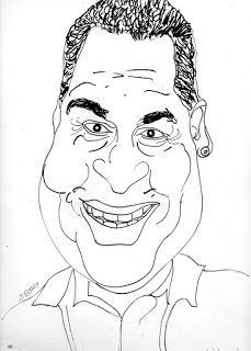 CARICATURAS DELBOY: TITO NIEVES