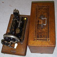 Antique Sewing Machines | eBay