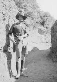 Charles Bean, Australia's official war correspondent at Gallipoli and The Western Front. Also responsible for designing and creating the Australian War Memorial in Canberra. World War One, First World, Gallipoli Campaign, Ww1 History, Anzac Day, Lest We Forget, Wwii, Egypt, Vietnam