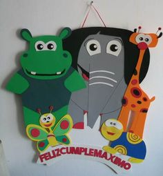 Baby Tv Cumpleaños, Baby Tv Cake, Big Bugs Band, Baby Birthday, Birthday Parties, 1 Year Baby, Ideas Para Fiestas, Family Affair, Holidays And Events