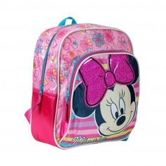 Mochila Infantil Minnie Colorfull