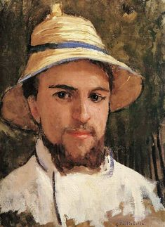 gustave caillebotte | Gustave Caillebotte - Self portrait by Gustave Caillebotte ══════════════════════ BIJOUX DE GABY-FEERIE ☞ http://gabyfeeriefr.tumblr.com/ ✏✏✏✏✏✏✏✏✏✏✏✏✏✏✏✏ ARTS ET PEINTURES - ARTS AND PAINTINGS ☞ https://fr.pinterest.com/JeanfbJf/pin-peintres-painters-index/ ══════════════════════