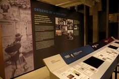 Permanent exhibition on the Peruvian Armed Conflict: For UNDP and the Ministry of Culture of Peru. 2015