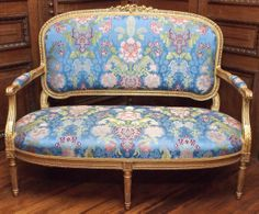 Antique Regence Salon Set circa 1840-1860 | From a unique collection of antique and modern armchairs at http://www.1stdibs.com/furniture/seating/armchairs/