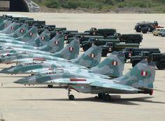 Peruvian MiG-29 Fighters