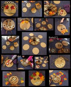"Transient art faces and other creations from Rachel ("") All About Me Eyfs, All About Me Preschool, Kindergarten Art, Preschool Art, Reggio Emilia, Autumn Activities, Toddler Activities, La Promenade De Flaubert, Face Art"