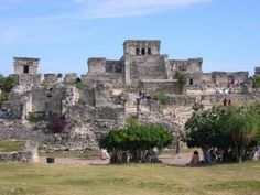 Mayan Ruins of Tulum south of Cancun