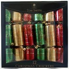 Christmas Crackers Traditional Script pk 12