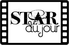 scrapbooking gratuit a imprimer | Scrap'Inès Etiquette photo cinéma à imprimer Star du jou