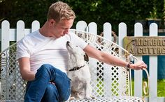 Candid, louche and charming, the 'Lewis' star Laurence Fox on his new baby, Billie Piper, and the perils of being part of an acting dynasty Laurence Fox, Inspector Lewis, Inspector Morse, Masterpiece Theater, Masterpiece Mystery, Endeavour Morse, Celebrity Dogs, Fantastic Mr Fox, Bbc Tv