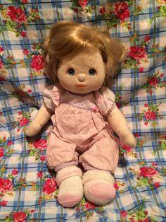 Cute Ash Blonde My Child Doll! Child Doll, Ash Blonde, Teddy Bear, Dolls, Children, Cute, Animals, Ebay, Fabric Dolls