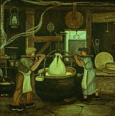 paintings of cheese - Google Search