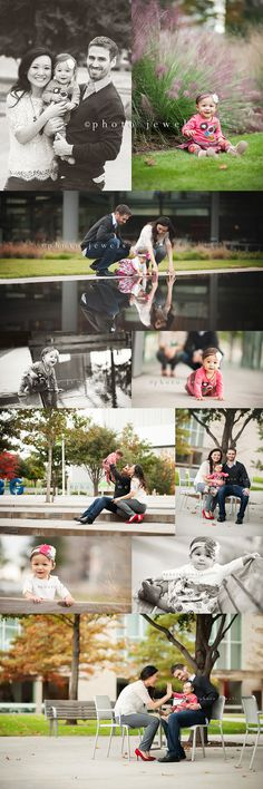 City Family Session | Street Family Session