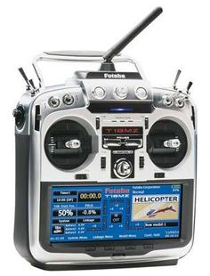 Futaba 18MZ 2 4GHz Heli Radio System Mode 2 FUTK9531 | eBay