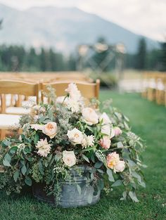 Elegant Montana Mountain Wedding