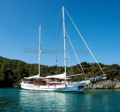 Luxury wg kp 008 gulet charter Greece Turkey 37meters