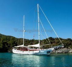 Luxury wg kp 008 gulet charter Greece Turkey 37meters