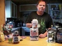 "New Moonshine Recipe ""Backwoods Kool-Aid"""