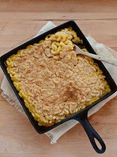 Healthy Baked Macaroni