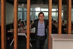 À frente da DPZ&T, união de DPZ e Taterka, Eduardo Simon diz que criatividade precisa ser transformada em resultado