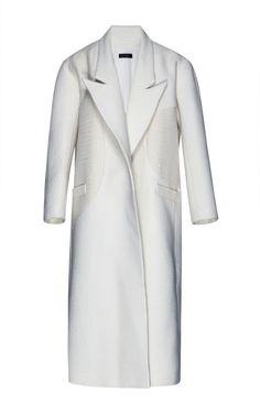 Peter Pan Coat by Ellery for Preorder on Moda Operandi
