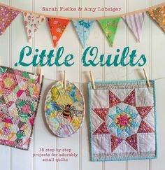 Little Quilts - Softcover