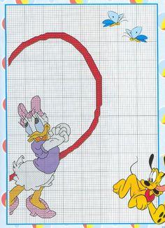 Gallery.ru / Фото #1 - punto de cruz Disney 1 - anfisa1